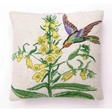 Hummingbird Hook Pillow