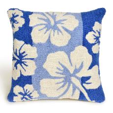 Hibiscus Cool Indoor / Outdoor Pillow