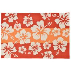 Hibiscus Warm Indoor / Outdoor Rug