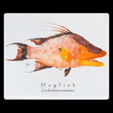 Hogfish White Cutting Board