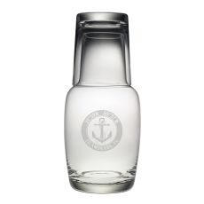 Custom Coordinates Anchor Night Bottle Set