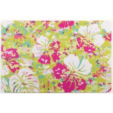 Key West Tropical Floor Mat
