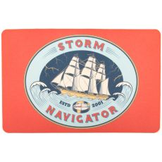 Storm Navigator Floor Mat