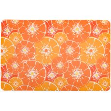 Orange Slices Floor Mat