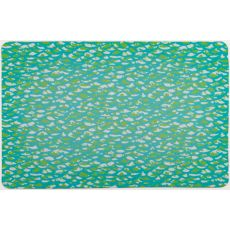 Fish Scales Floor Mat