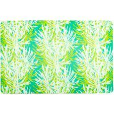 Palm Springs Lime Floor Mat