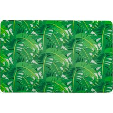 Tropical Jungle Floor Mat
