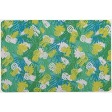 Pineapple Parade Floor Mat