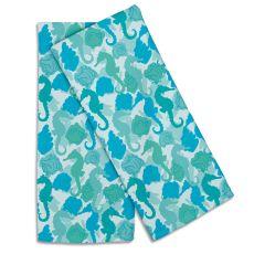 Seahorses Hand Towel (Set Of 2)