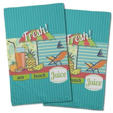 Fresh Juice Hand Towel (Set Of 2)
