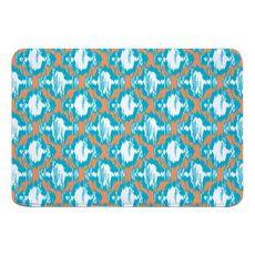 Boca Chica Moroccan Memory Foam Bath Mat