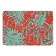 Walker's Cay Palm Breeze Memory Foam Bath Mat