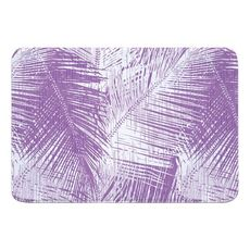 Maui Palm Breeze Memory Foam Bath Mat