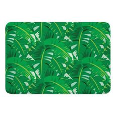 Jungle Memory Foam Bath Mat