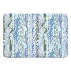 Seaweed Drift Memory Foam Bath Mat