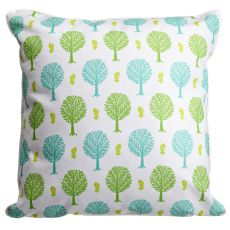 Spring Trees Pillow