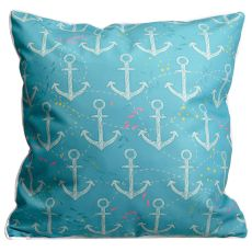 Amelia - Anchor Insignia Pillow
