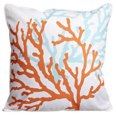 Coral Duo Pillow