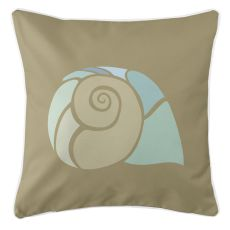 Andros - Nautilus Shell Pillow