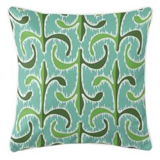 Key Largo - Regency Coastal Pillow