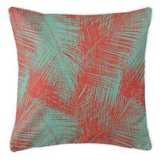 Walker's Cay - Palm Breeze Coastal Pillow