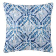 Siesta Key - High Seas Coastal Pillow