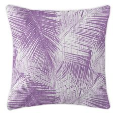 Maui - Palm Breeze Coastal Pillow