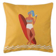 Surfer Girl - Val Pillow