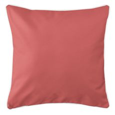 Nassau - Companion Coral Coastal Pillow