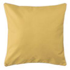 Bimini - Companion Yellow Coastal Pillow