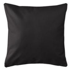 Grand Bahama - Companion Black Coastal Pillow