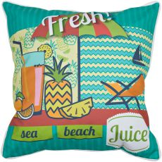 Fresh Juice Pillow