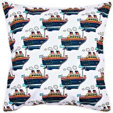 Cruise Ship Pillow