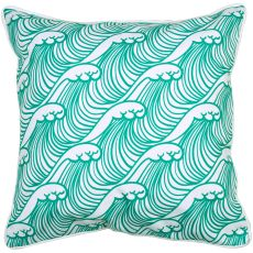 Wave Hello Pillow
