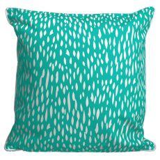 Hipster Aqua Pillow