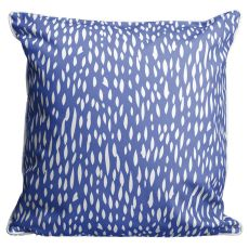Hipster Cobalt Pillow