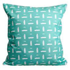 Cross-Thatch Pillow