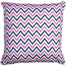 Islamorada - Anchors & Chevron Pillow