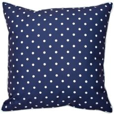 Islamorada - Anchors & Polka Dots Pillow