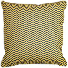 Duck Key - Anchors & Chevron Pillow
