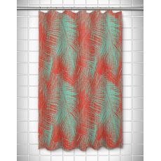 Walker's Cay - Palm Breeze Shower Curtain