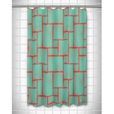Walker'S Cay - Tiki Shower Curtain