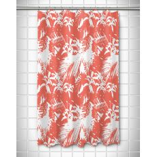 Walker'S Cay - Island Getaway Coral Shower Curtain