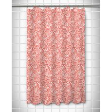 Dreamy Sea Coral Shower Curtain