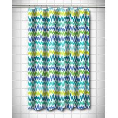 Ocean Vibes Shower Curtain