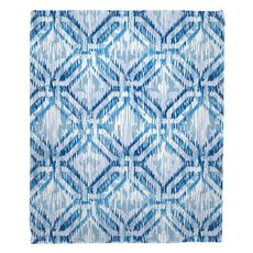 Siesta Key - High Seas Fleece Throw Blanket