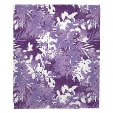 Maui - Gem Fleece Throw Blanket