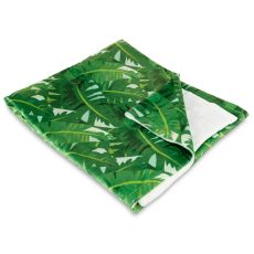 Jungle Fleece Throw Blanket