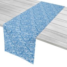 "Dreamy Sea Table Runner - 16""X72"""