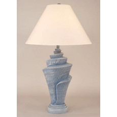Conch Shell Pot Table Lamp